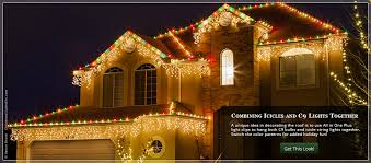 cascading outdoor christmas lights christmas lighting ideas