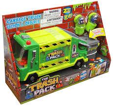 garbage trucks for kids surprise amazon com the trash pack u0027trashies u0027 garbage truck toys u0026 games