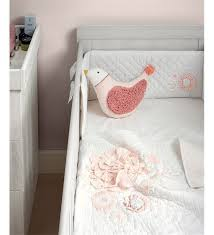 What Is A Coverlet For A Cot Mamas U0026 Papas Cot Bed Cot Coverlet Ava Rose Direct2mum