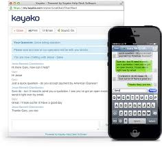 Help Desk Software Reviews by Kayako Review U2013 Multi Channel Customer Service That Scales Getapp