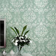 Wallpapers Home Decor Luxury Europe Damascus 3d Stereo Embossed Wallpaper Home Decor