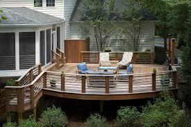 deck railing ideas exterior beach with balcony beach house blue1