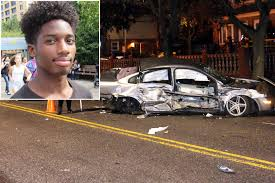 smart car crash teen driver dies after horrifying car crash in queens new york post