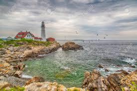 portland head light lighthouse portland head light is a historic lighthouse in cape elizabeth