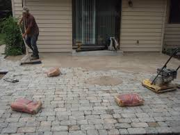 Stone Paver Patio Ideas by Cheap Stone Patio Home Design Inspiration Ideas And Pictures