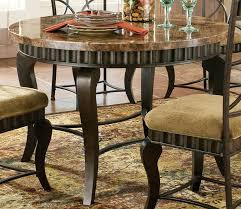 high top round kitchen table granite dining table for high end and sophisticated visual the new