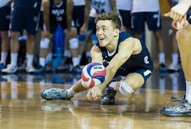 Sikes by Byu Men U0027s Volleyball Erik Sikes Rises From Acl Injury To Play A