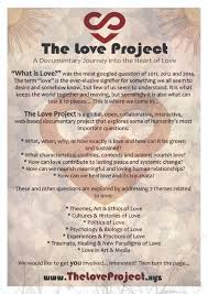 Most Googled Question Ever Spread The Word U2013 The Love Project