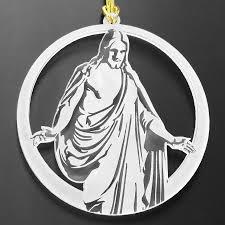 christus lds ornaments jesus ornaments