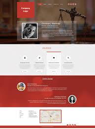 law firm website design lawyer website design template