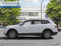 volkswagen tiguan white interior new 2018 tiguan 2 0tsi comfortline 8 speed automatic 4motion 4