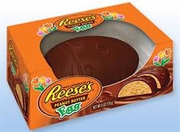 reese easter egg hersheys reeses peanut butter easter egg