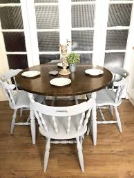 does round table deliver round table and 4 chairs free delivery ldn shabby chic in