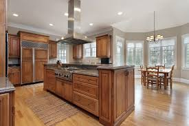 kitchen contractors island kitchen style kitchen in luxury home with wood and granite island