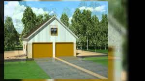 Prefab Garages With Apartments by Affordable Garage With Apartment Apartment Garage Plans Youtube