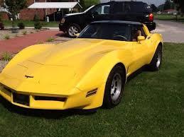 1981 corvette production numbers 1981 corvette low production car for sale photos technical
