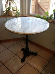 crate and barrel bistro table vintage living room design with french marble bistro table white