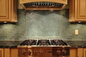Green Tile Kitchen Backsplash Backsplash Color Ideas Grousedays Org
