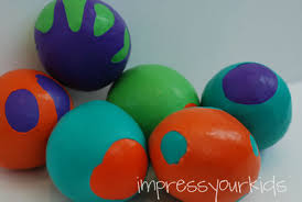 how to make juggling balls family craft tip junkie