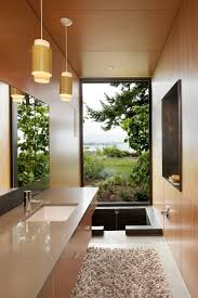 Pendant Lighting In Bathroom Bathroom Design How To Bathroom Design With Bath Tubs