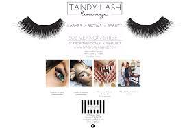 tandy lash lounge