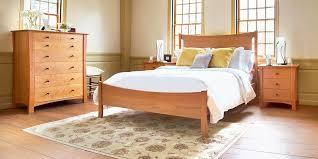 Handcrafted Wood Bedroom Furniture - inspirations american made solid wood bedroom furniture bedroom