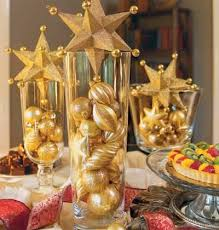 uniquely hung ornaments trendy tree