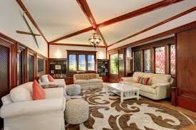 Traditional Living Room Interior Design - 33 amazing living room ideas with hardwood floors pictures