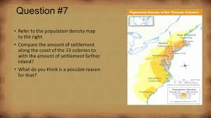 geography of colonial america ppt video online download