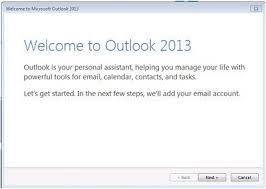 Palawa Ugm Panduan Setting Akun Ugm Di Outlook Direktorat Sistem Dan Sumber