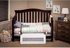 Dexbaby Safe Sleeper Convertible Crib Bed Rail Dexbaby Safe Sleeper Convertible Crib Bed Rail White Brcc Ebay