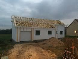 Comment Fabriquer Une Maison En Bois Maison Ossature Bois Constructions Sanz