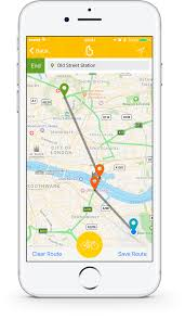 Map My Walk Route Planner by Beeline