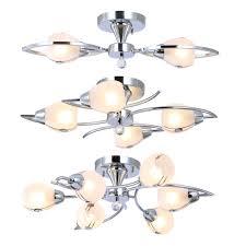 Wohnzimmer Deckenlampe Deckenleuchte 699 Deckenlampe Glas Leuchte Wohnzimmer Beleuchtung