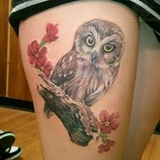 owl tattoo photo in 2017 real photo pictures images and