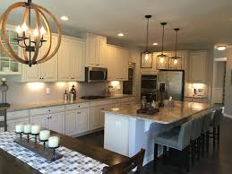new kitchen layout jefferson square model ryan homes for the