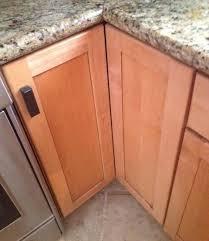 corner kitchen cabinet hinges wall corner pie cut kitchen cabinet white