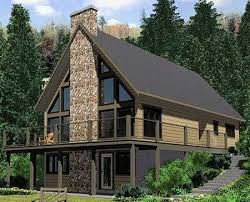 attractive inspiration a frame home design plans simple plans