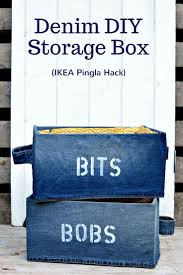 Diy Storage Box by The 25 Best Diy Storage Boxes Ideas On Pinterest Kids Storage