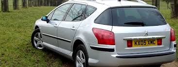 peugeot estate cars style before practicality for the peugeot 407 sw car reviews by