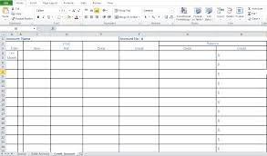 Bookkeeping Templates Excel Bookkeeping Template For Small Business Excel Tmp