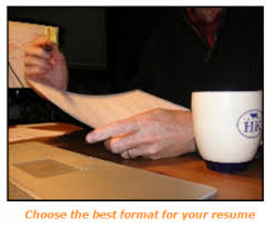 What Is The Best Resume by Best Resume Format What Is The Best Format For Your Resume