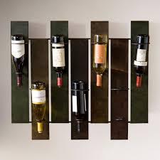 creative ideas oak wooden three tier modern wall shelves for