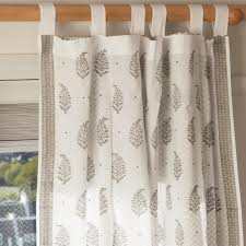 image result for block printed curtains lauras room decor