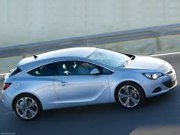 opel astra gtc 2012 pictures information u0026 specs