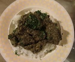 cuisiner indien viande palak veau agneau volaille aux épinards plat indien