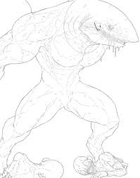 inspirational great white shark coloring pages 22 for free