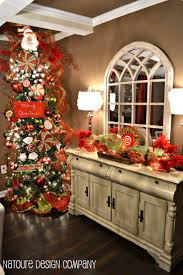 Christmas Dining Room Decorations Luxurious Christmas Dining Room Decor 19 Within Interior Design