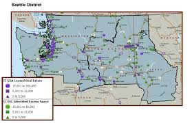 seattle map by district excess postal space worth 26 million in seattle district social