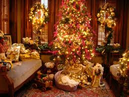 christmas outside house decorating ideas for